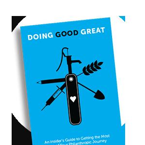 Doing Good Great