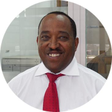 Alemayehu Hailu Gebre Headshot