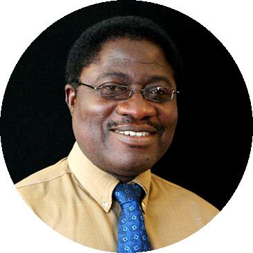 Alfred Mwenifumbo headshot