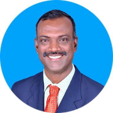 Bala Murugan Headshot