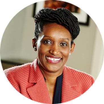 Louise Makau-Barasa Headshot