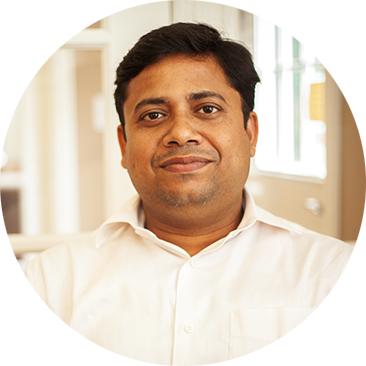 Sachin Kumar Headshot