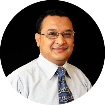 Sunil Sainju Headshot